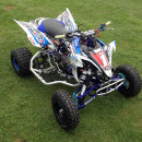 HOLMES Racing Laeger Yamaha 450